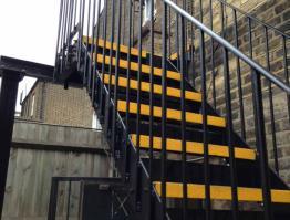 External Staircase