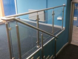 Stainless Steel Balustrade