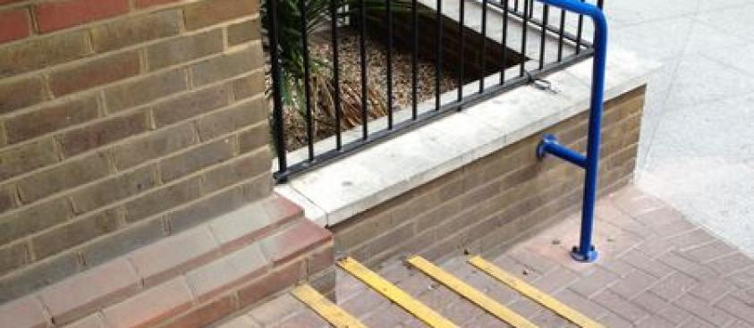 Grab Handrail