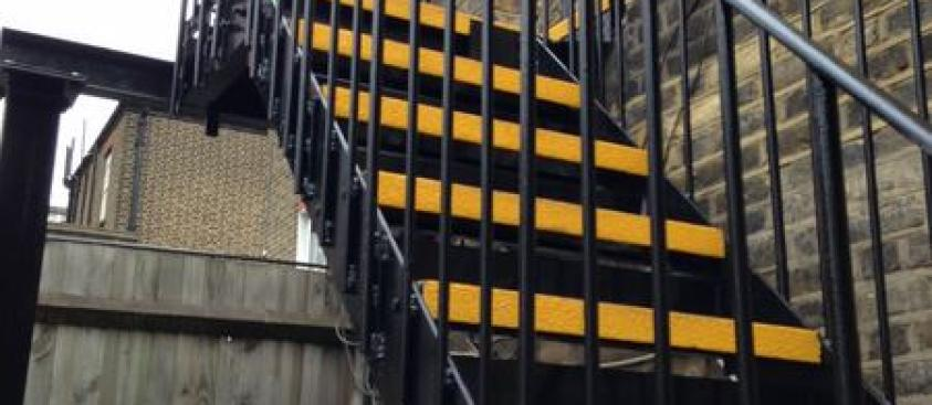 External Staircase 2