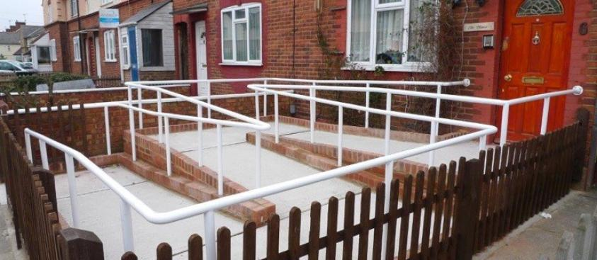 Safety Railings