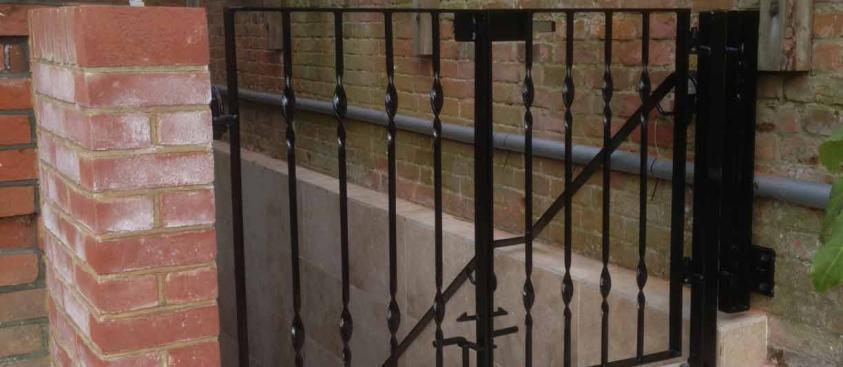 Basement Gate